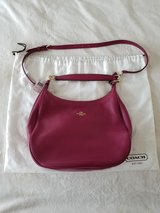 Plum Coach Hobo Bag - NEW in Camp Lejeune, North Carolina