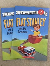 Flat Stanley & the Firehouse NEW in Okinawa, Japan