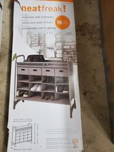 NIB Neat Freak, 4 Drawer, 12 Cubby Organizer in Plainfield, Illinois