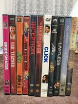 Multiple Movies CDs in Ramstein, Germany