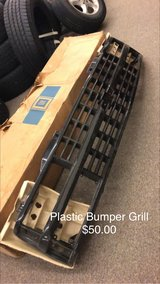 Plastic Bumper Grill in Fort Leonard Wood, Missouri