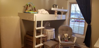 Loft Bed in Fort Campbell, Kentucky