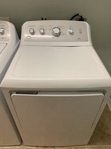 GE Front Loading Electric Dryer 7.2 Cu. Ft. Capacity Pre-Owned in Kingwood, Texas