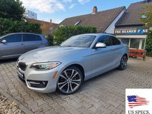 2017 XDrive 230i US Spec. *Like New* $390/Month* in Wiesbaden, GE
