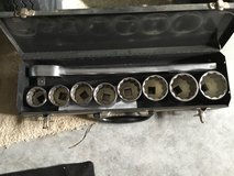"Craftman 3/4"" Socket Set in Camp Lejeune, North Carolina"