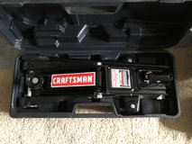 Craftsman 2 1/4 ton trolley jack in Camp Lejeune, North Carolina
