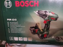 Bosch power tools (all three) in Ramstein, Germany