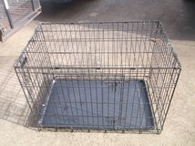 portable folding dog cage in Clarksville, Tennessee