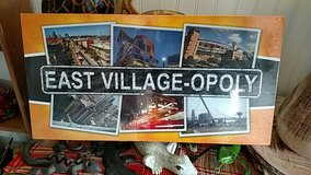 San Diego East Village- Opoly Game Sealed in 29 Palms, California