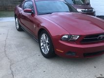 Ford Mustang in Fort Campbell, Kentucky