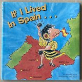 If I Lived in Spain Hardcover in Okinawa, Japan