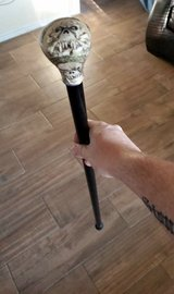 walking stick cane in Fort Polk, Louisiana