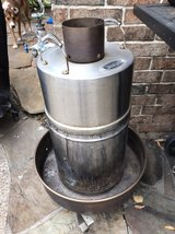 Orion smoker in The Woodlands, Texas