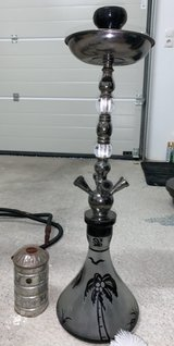 hookah with 4hoses and accessories in Ramstein, Germany