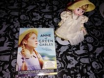 Anne of Green gables DVD box set and doll in Plainfield, Illinois