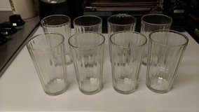 Set of 8 glasses in Warner Robins, Georgia