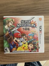 Nintendo 3DS - Super Smash Bros. Game in Ramstein, Germany