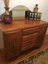 Sideboard from the 40's in Conroe, Texas