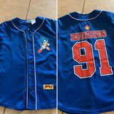 youth sonic the hedgehog jersey in Fort Hood, Texas