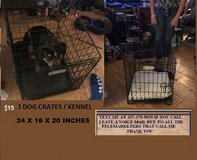 DOG KENNEL / CRATE in Fort Polk, Louisiana