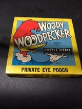Woody Woodpecker Private Eye Pooch 8mm in Plainfield, Illinois