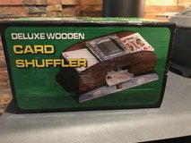 Deluxe Wooden Card shuffler in Kansas City, Missouri