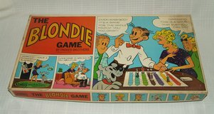 The Blondie Board Game Parker Brothers 1969 Chic Young Comic Strip Dagwood in Westmont, Illinois