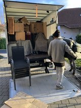 QUICK LOCAL MOVE, TRANSPORT,  FURNITURE ASSEMBLE,  INSTALLATION.... in Ramstein, Germany