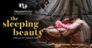 """(2/4) """"Sleeping Beauty"""" Houston Ballet Tix - 6th Row/Center/Lowers - Sat, March 7 - Call Now! in Houston, Texas"""