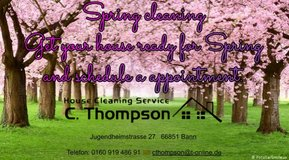 Spring Cleaning by C Thompson & Team in Ramstein, Germany