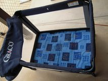 Graco portable crib with changing table in 29 Palms, California