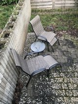 Patio furniture (dining table set) in Ramstein, Germany