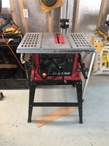 SKILSAW Table Saw 10in blade, works great in Fort Leonard Wood, Missouri