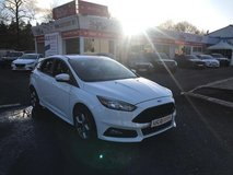 2018 Ford Focus ST with 8,000 miles in Ramstein, Germany