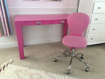 POTTERY BARN KIDS  Hot Pink Desk in Chicago, Illinois