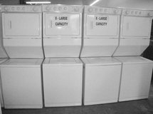 Stacked Washer and Dryer in Camp Pendleton, California