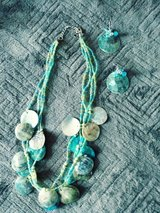 Necklace and Earrings Set in Aurora, Illinois