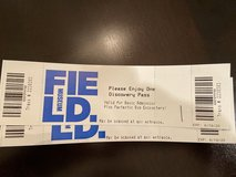 Field Museum Discovery Pass Tickets - 2 in Glendale Heights, Illinois