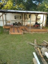 Furnished trailer  for rent sensors  or disable only 500 per month in Livingston, Texas