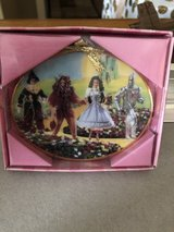 New Enesco Barbie & Ken Wizard of Oz Porcelain Hanging Ornament - New in Box in St. Charles, Illinois