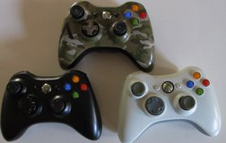 Microsoft Xbox 360 Wireless Controller in Clarksville, Tennessee