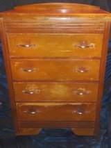 Vintage Solid, Heavy Chest of Drawers in Fort Polk, Louisiana