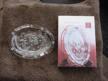 NEW NINE INCH CRYSTAL CANDY DISH in Yorkville, Illinois