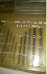 Anchor and Drill Combination Kit in Houston, Texas