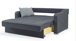 United Furniture - Sofabed - Max Prime in dark and light grey including delivery in Wiesbaden, GE