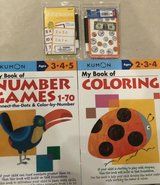 NEW Kumon Books+Multiplication and Money Practice Cards in Ramstein, Germany