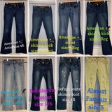 women's American Eagle jeans, refuge & 2 other brands in Fort Hood, Texas