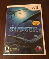 Sea Monsters Wii Game in Naperville, Illinois