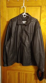 Wilson Leather XL Men's Jacket - Black in Beaufort, South Carolina
