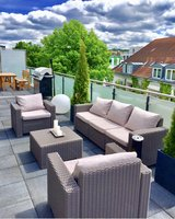 For Individuals with Style! Fully furnished Penthouse directly at the City - Kaiserslautern in Ramstein, Germany
